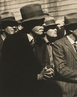 Dorothea Lange, 'San Francisco Waterfront Strike', 1934