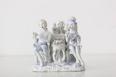 Chris Antemann, 'A Strong Passion [Courtesy MEISSEN COUTURE® Art Collection]', 2014