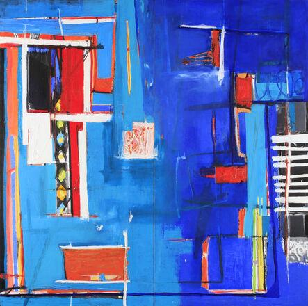Gustavo Ramos Rivera, 'Pablo et Wifredd un Rendezvous', 2014