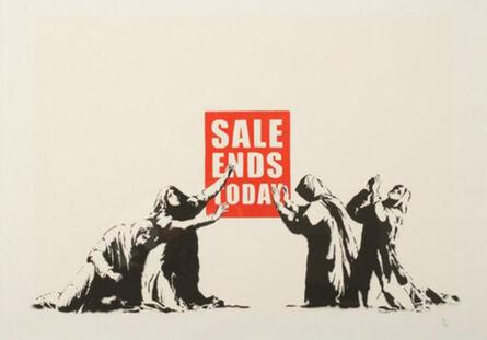Banksy, 'Sale Ends Today (V.2)', 2017