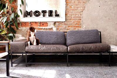 Felipe Protti, 'STRIPES sofa', 2012