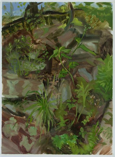 Kristin Musgnug, 'Study for Rocky Hillside', 2012