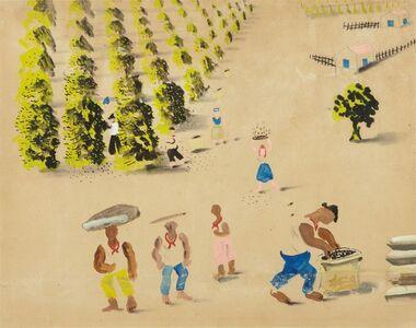 Cândido Portinari, 'Colheita de Café (Coffee Harvest)', ca. 1933