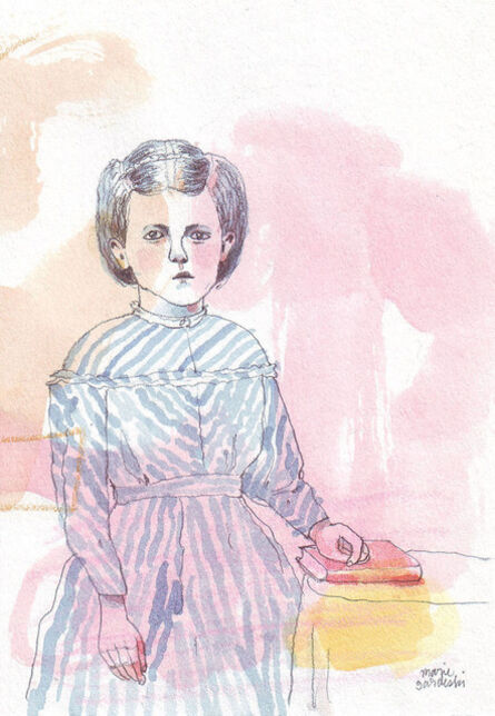 Marie Gardeski, 'Edith's Diary', 2018