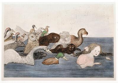 Kiki Smith, 'Pool of Tears II', 2000