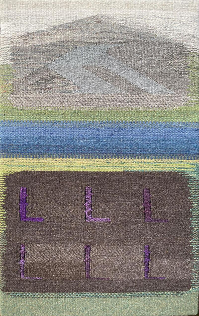 CAROL CHAVE, 'Rothko Revisited: Pacem in Terris', 2014