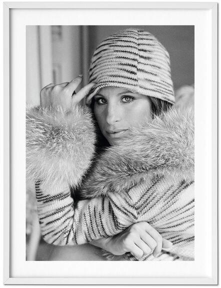Steve Schapiro, 'Barbra Streisand, Art Edition A by Steve Schapiro'