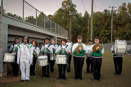 Jerry Siegel, 'Band, Pre-Game, Dallas County, AL', 2017