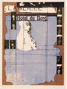 Joseph Cornell, 'Hotel du Nord (Little Durer)', 1972