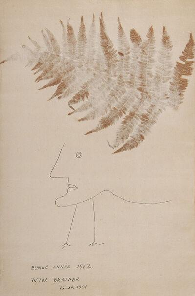 Victor Brauner, 'Bonne année', 1962