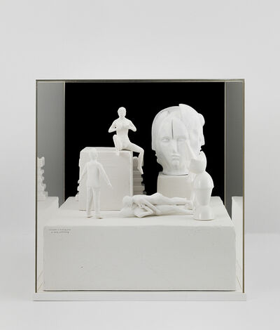 Marcel Dzama, 'Everyone is Making Love or Only Watching', 2014