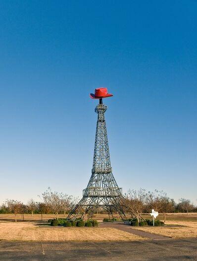 Teresa Hubbard and Alexander Birchler, 'Eiffel Tower, Paris, Texas', 2009