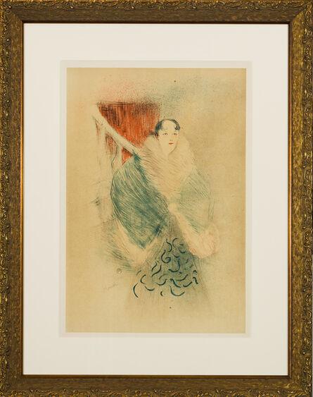 Henri de Toulouse-Lautrec, 'Elsa de Viennoise', 1950