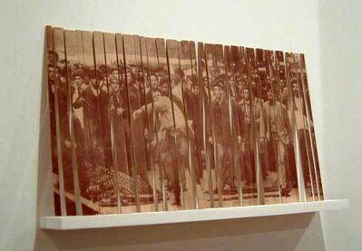 Graciela Sacco, 'Cuerpo a cuerpo 37', 2002