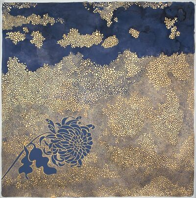 "Crystal Liu, 'The Lake, ""it's just a dream""', 2015"