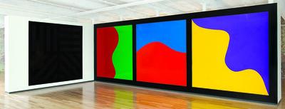 Sol LeWitt, 'Wall Drawings #853', 1998