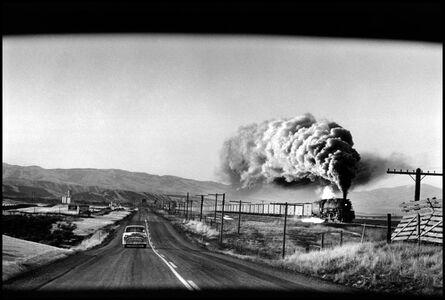 Elliott Erwitt, 'Wyoming. USA. ', 1954