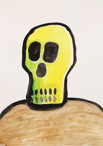 Alex Gene Morrison, 'Skull', 2015