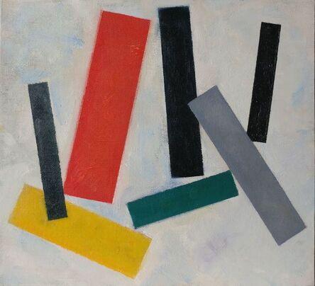 Enn Erisalu, 'Floating Forms 7', 1985