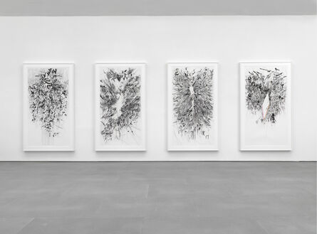 Julie Mehretu, 'Myriads, Only By Dark', 2014