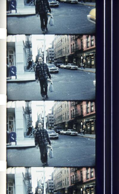 Jonas Mekas, 'Robert Frank, Prince Street, Soho N.Y., October 27, 1975', 2013
