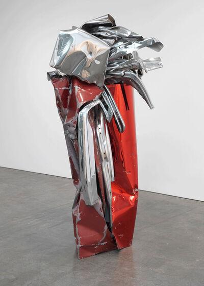 John Chamberlain, 'ENTIRELYFEARLESS', 2009