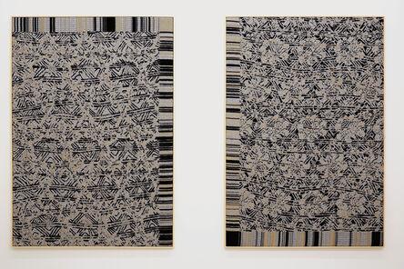 Lisa Oppenheim, 'Jacquard Weave (SST 638a/SST 520)', 2014