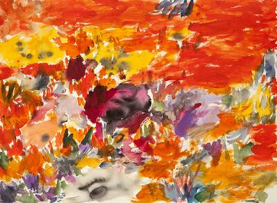 Willy Ramos, 'Flores Naranja', 2015
