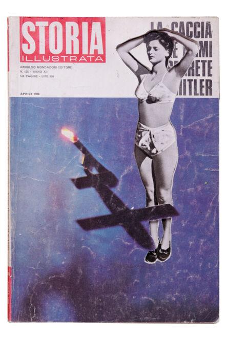 Renaud Auguste-Dormeuil, 'Uncover - Storia Illustrata Aprile 1968', 2013