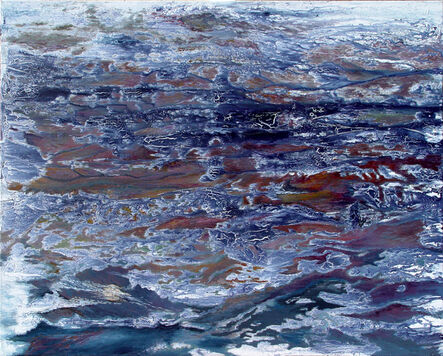 Beth Ames Swartz, 'The Thirteenth Moon: Watching the Play of Ripples Is Endless Pleasure', 2010