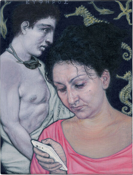 Emmanouil Bitsakis, 'Eupheros', 2015