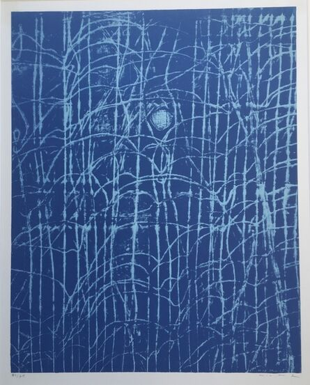 Max Ernst, 'FORET a L'AUBE', 1958