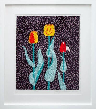 Yayoi Kusama, 'Tulips', 1986