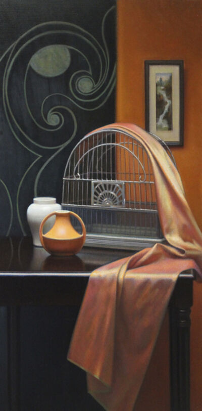 Lorraine Sack, 'Robin Redbreast in a Cage Puts all Heaven in a Rage', 2011
