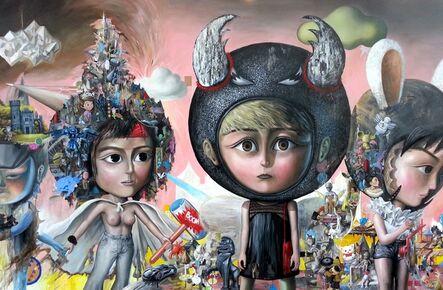 Kiatanan Iamchan, 'Spellbound', 2014