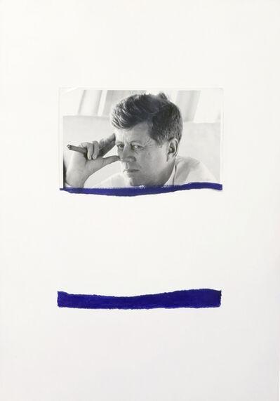 Giuseppe De Mattia, 'Stracciafotografia (JFK #3)', 2016
