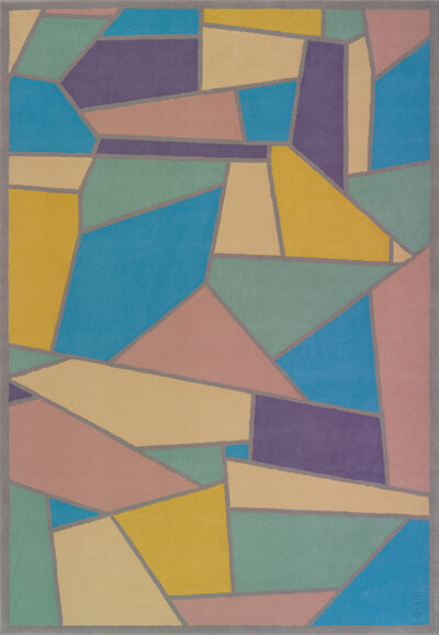 John M. Armleder, 'Puzzle (FS 219)', 1988-2012