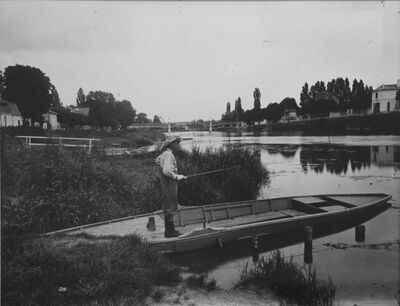 Eugène Atget, 'Untitled (On the Marne)', ca. 1950