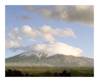Robert Voit, 'Aequilibrium I (Mount Fuji)', 2019
