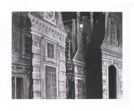 Abelardo Morell, 'Manon Building Facade', 2006