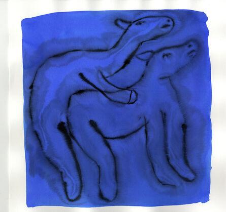 Emma Kohlmann, 'Untitled (Interior Blue Series)', 2018