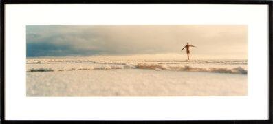 Nick Waplington, 'Figure on a Beach', 1965