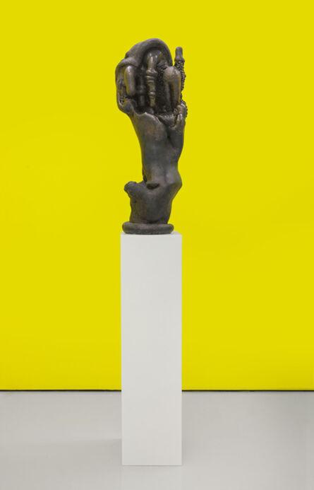 Elsa Sahal, 'Autoportrait en forme de grotte n°1 (Self-portrait as a cave n°1)', 2005