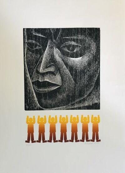 Elizabeth Catlett, 'Man', 1975