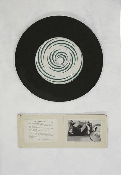 Marcel Duchamp, 'Rotoreliefs (Optical Discs)', 1953