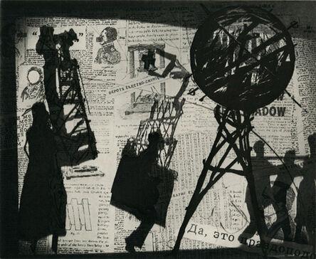 William Kentridge, 'Processional', 2010