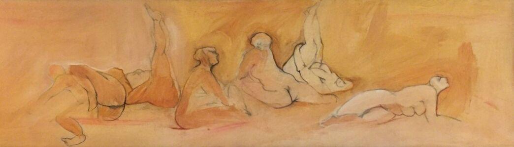 Silvina Mamani, 'Warm-up 1', 2007