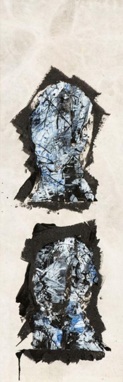 "Valentin Oman, '""Okameneli spomini"" (Petrified Memories)', 2000"
