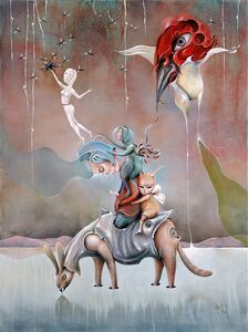 Nick Fedaeff, 'Waiting', 2014