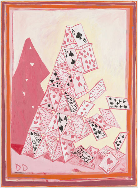 Dickon Drury, 'House of Cards', 2017